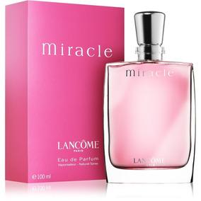 Miracle Perfume Financiación Mujer Original Lancome 100ml XZkuPiOT