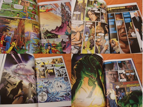 miracle man volumen 2 latino marvel comics