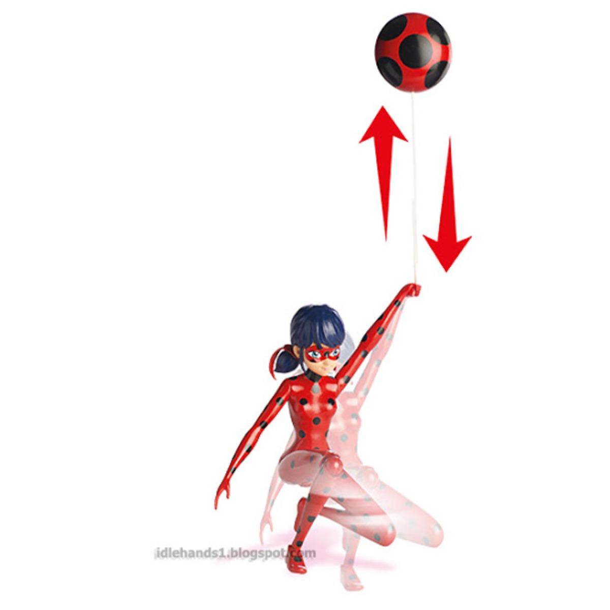 Vuela Fly LadybugSalta Y Jumpamp; Miraculous UVzSMp