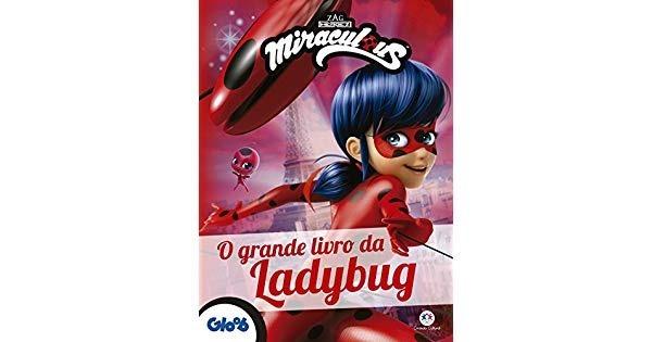 Miraculous O Grande Livro Da Ladybug R 33 80 Em Mercado Livre