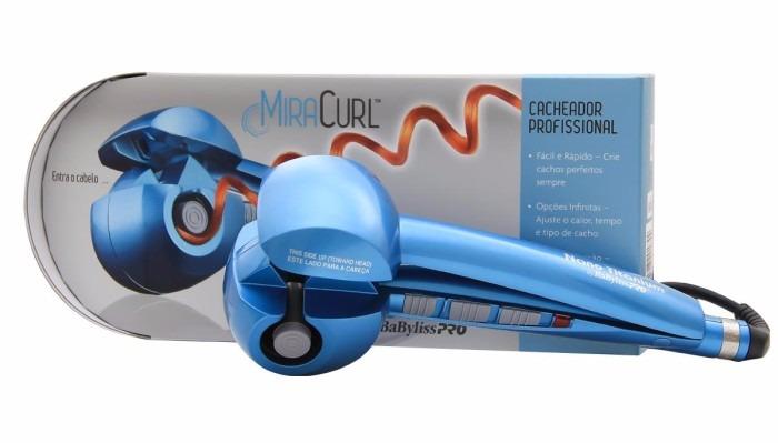 6778626d3 Miracurl Babyliss Pro Nano Titanium Cacheador Profissional - R$ 380,00 em  Mercado Livre