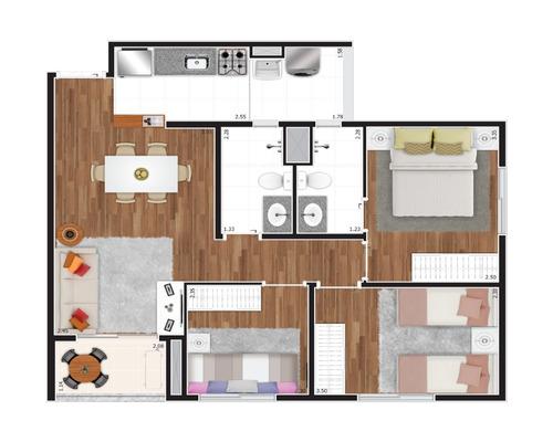 mirada tatuapé apartamento 3 dorms suite terraço vaga lazer