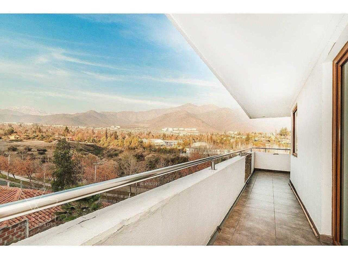 mirador los dominicos / colina vista hermosa