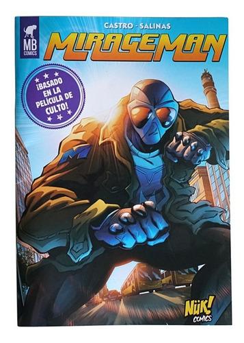 mirageman comic vol1