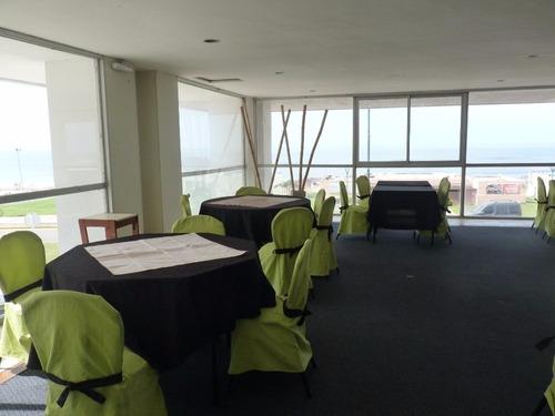 miramar alquiler edificio playa club vista frente al mar