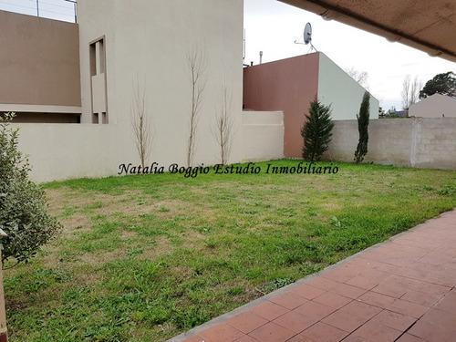 miramar casa 3 ambientes zona parquemar c/parque