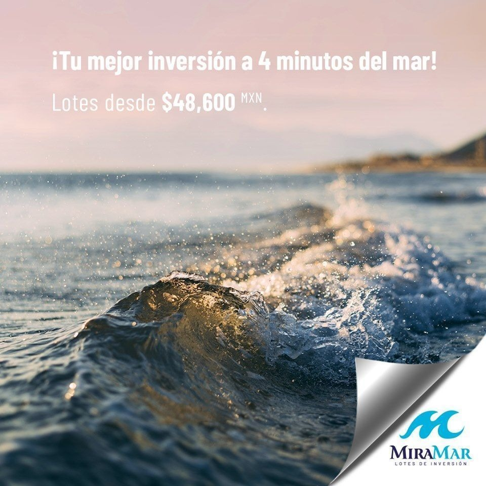 miramar - lotes de inversión en chicxulub puerto en mérida yucatán