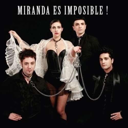 miranda es imposible cd nuevo