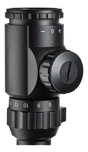 miras telescopicas fusiles 6-24x50 aoeg reticula iluminada