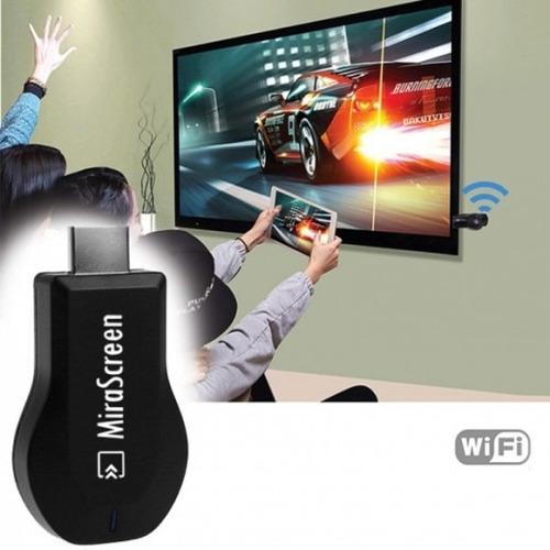 mirascreen hdmi adaptador receptor wireless wifi display don