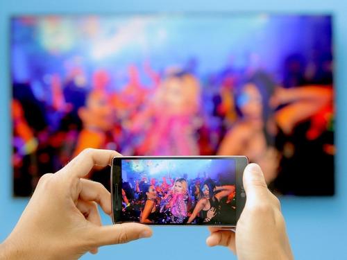 mirascreen wireless display tipo chromecast
