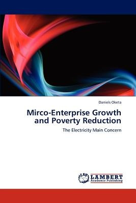 mirco-enterprise growth and poverty reduction;  envío gratis