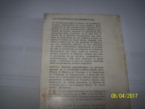 mireya benaim napadensky. trastornos piscosomáticos,1986