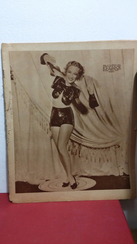 miriam hopkins revista todo # 46 julio 1934