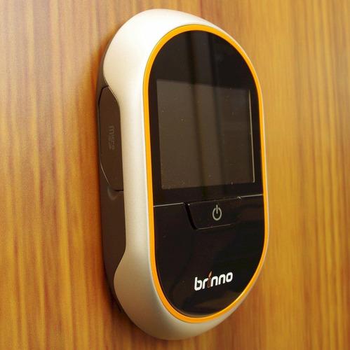 Mirilla brinno para puerta sensor movimiento digital - Mirilla puerta digital ...
