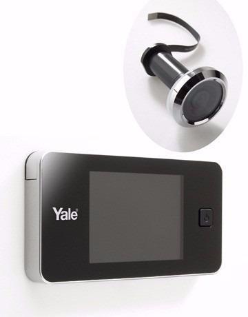 Mirilla digital electr nica para puerta yale env o gratis - Mirilla puerta digital ...
