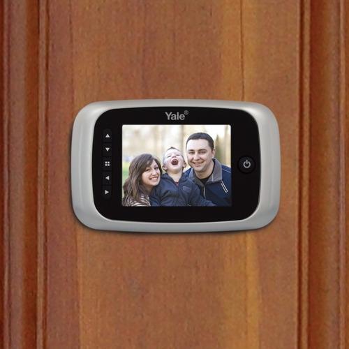 mirilla digital yale real view pro herramienta seguridad yl