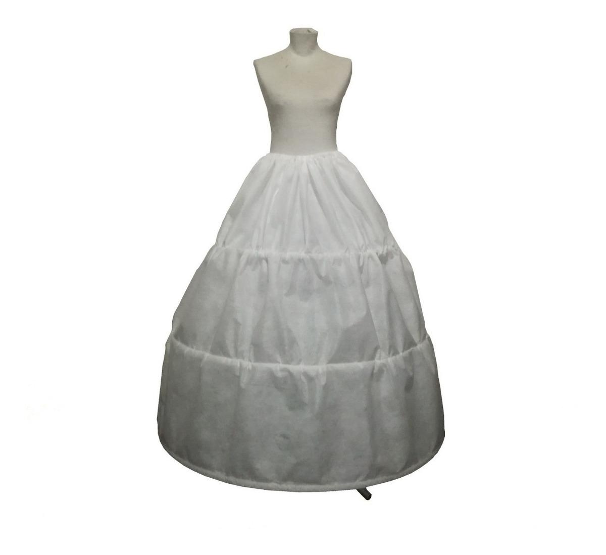 3865153e9 Miriñaque Enagua Para Vestidos Novias 15 Años - $ 530,00 en Mercado ...