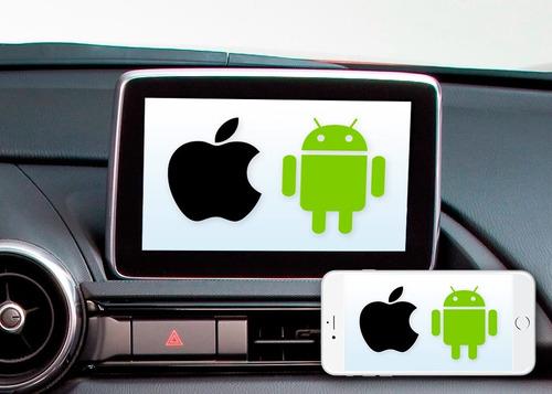 mirror mazda cx9 connect funciona iphone android mirrorlink