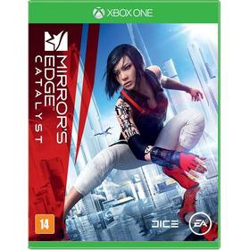 Mirror's Edge Catalyst Em Português Midia Fisica Xbox One