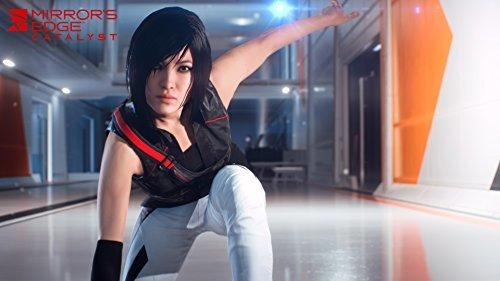 mirrors edge catalyst  playstation 4