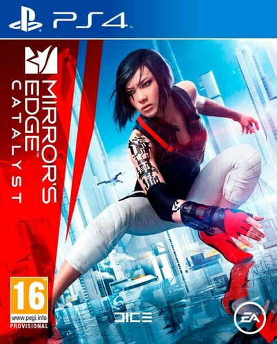 mirrors edge catalyst playstation 4 ps4 digital