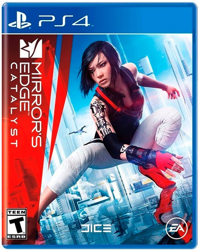 mirrors edge catalyst ps4 físico envío grátis jazz pc