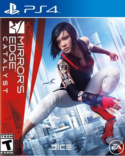 mirrors edge catalyst - ps4 fisico nuevo & sellado