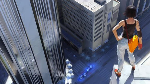 mirrors edge juego pc original fisico