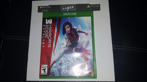 mirrors edge xbox one usado . cambios gamer..