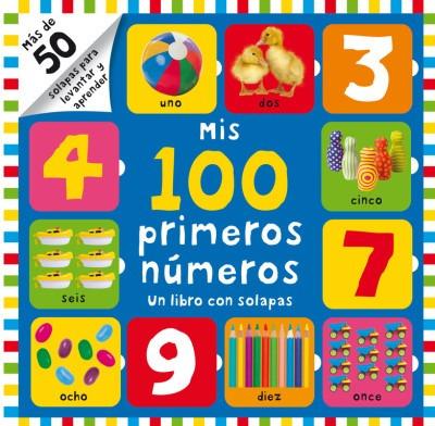 mis 100 primeros números(libro infantil)