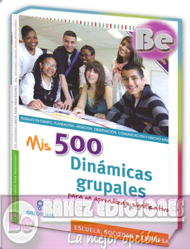 mis 500 dinámicas grupales 1 vol gil editores
