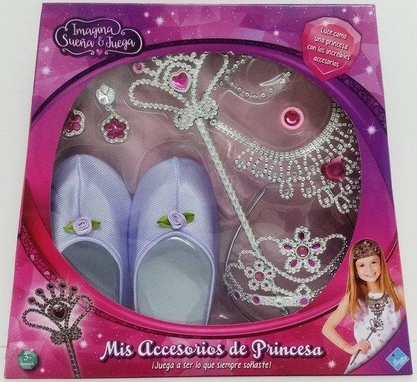 Princesa Zapatos De Collar 00 Varita 299 Corona Accesorios Mis OUEqPP
