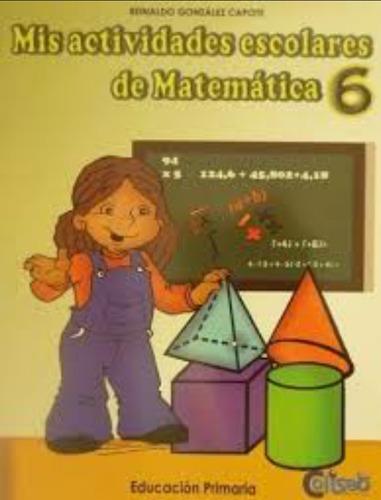 mis actividades matematica