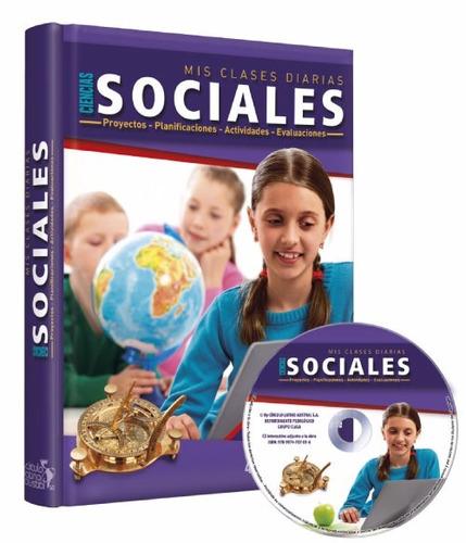 mis clases diarias - cs. sociales (2° ciclo) con cd-rom