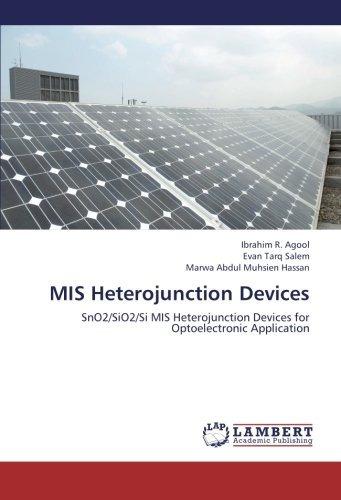 mis heterojunction devices: sno2/sio2/si mis heterojunction