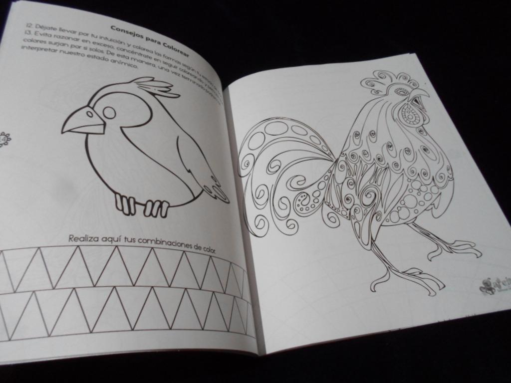 Mandalas Para Colorear Mandalas De Animales: Mis Mandalas Animales Libro Para Colorear