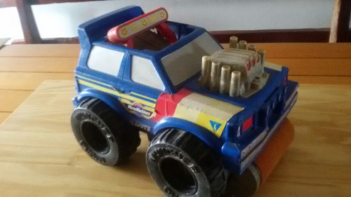mis micromachines micro muncher jeep enorme micro machines