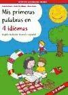 mis primeras palabras en 4 idiomas (ing/ita/fra/esp)(libro )