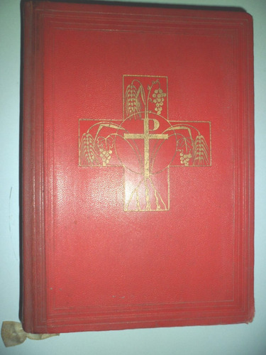 misal romano en latin 1962 edition pastoral vaticana