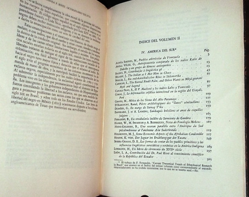 miscellanea. paul rivet (octogenario dicata) 2 vol unam 1958