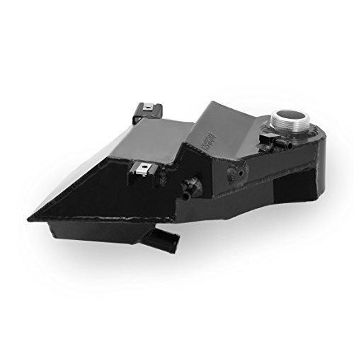 mishimoto mmrt-f2d-03bk negro powerstroke motor aluminio deg