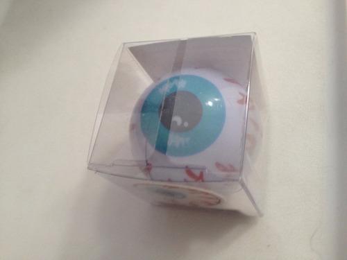 mishka ojo pelota de coleccion