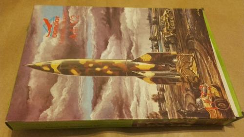misil a 4 / v 2 a esc 1/72 condor