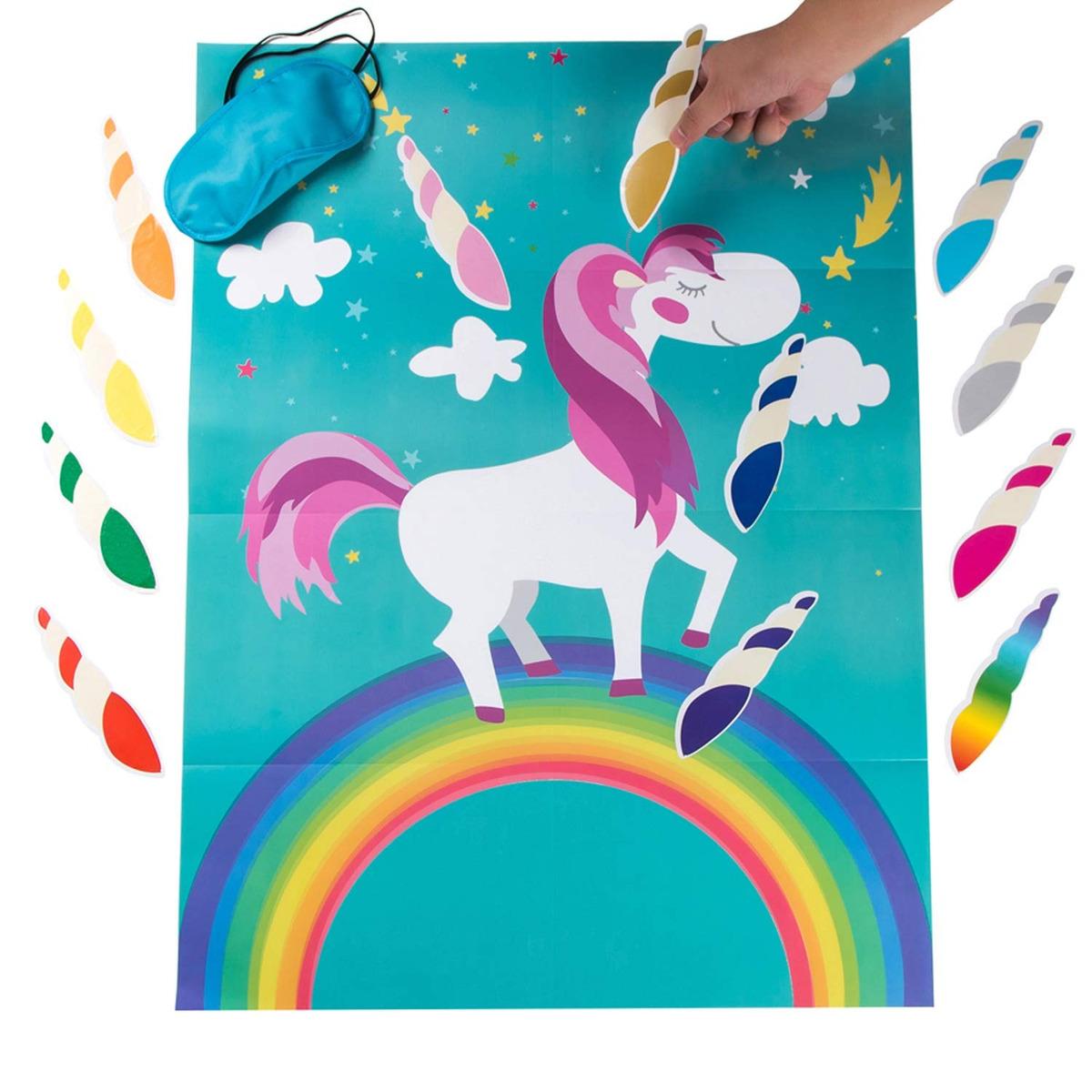 Miss Fantasía Pin El Cuerno Sobre Los Juegos Unicorn Fies S 107