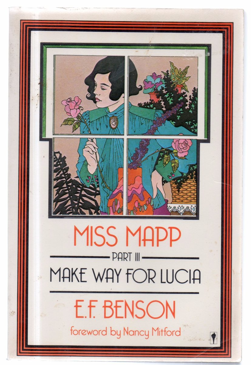 Miss Mapp Make Way For Lucia Part Iii Benson E F border=