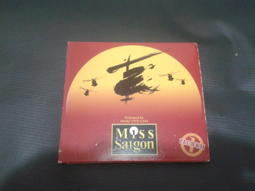 miss saigon - braadway - niht city cast