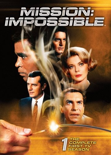mission: impossible - the complete first tv season (1966)
