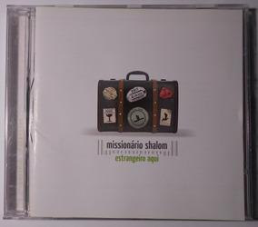 CD SHALOM AQUI MISSIONARIO BAIXAR ESTRANGEIRO