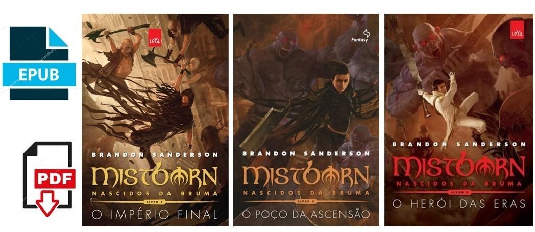 Mistborn Book 1 Epub